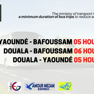 Communication on minimum travel time on road axes